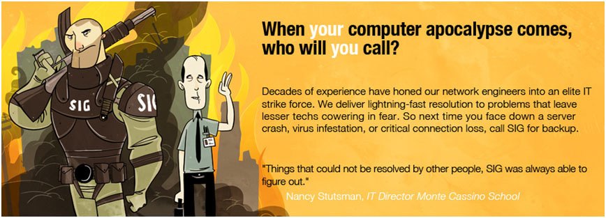 When your computer apocalypse comes, who will you call?